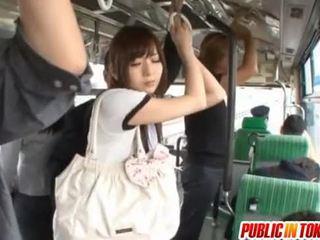 Yuu asakura -val egy fasz tovább a busz