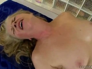 Mbah gets fucked by young masseur