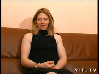 Young french slut sodomized and cum co...