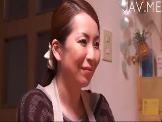 brunete, japānas, bērns