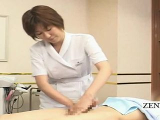 Subtitled الملبس أنثى العاري ذكر اليابانية وظيفة اليد spa مجموعة demonstration