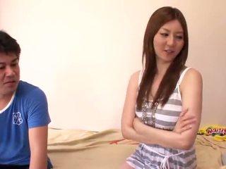 Sleaze yui tatsumi cooks para cima apaixonado insane explícito nearby dela mate