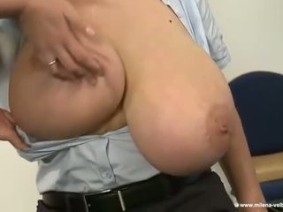Huge tits play time
