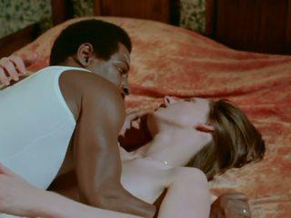 Kuuma rotujenvälinen kohtaus, vapaa vuosikerta porno video- 9d