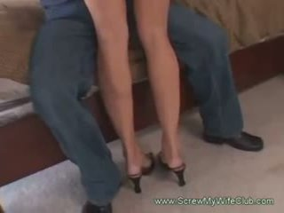 Wife Enjoyed Spanking And Squirting