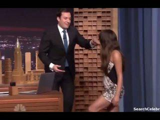 Lea Michele Jimmy Fallon