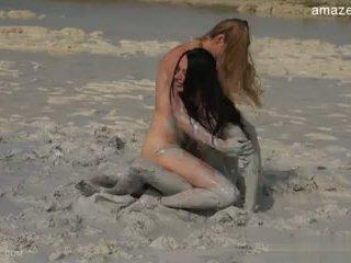 pussy licking, pludmale, izdilis