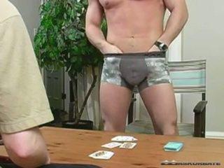 Strip Poker With Ricky