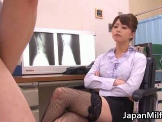 japonés, oriental, médico