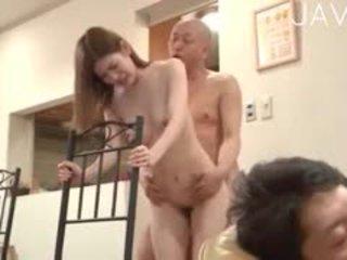 japonijos, grupinis seksas, cumshot