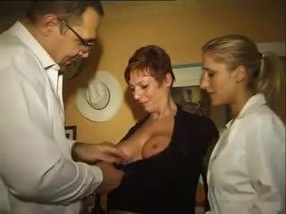 3 vids karstās pieauguša vācieši swingers