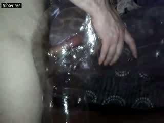 Eccentrico guy scopata sesso bambola