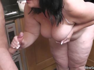 Married Man Fucks BBW on the Floor, Free Porn ce