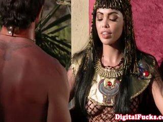 رائع مصرية ملكة غير hoovering كوك