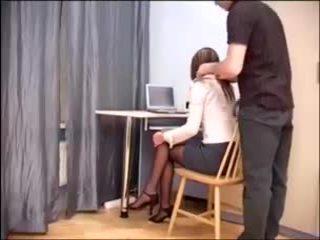 office, lingerie, secretary