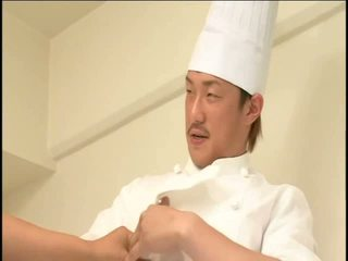 Chef sexual enjoyment