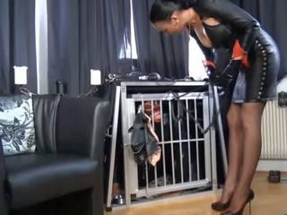 Haar slaaf: bdsm & vrouwelijke dominantie hd porno video- 97