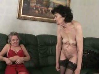 lesbijki, babcie, dojrzewa