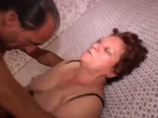 Perfect Grandmother: Free Anal HD Porn Video 8e