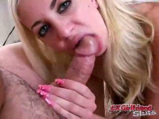 Nešvarus blondinė ex mergina kūrva britney madison