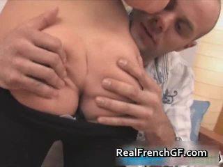 他妈的, 肛门, 法国人