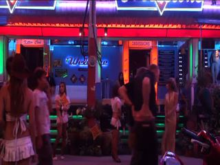 脱衣舞, 网络摄像头, 泰国