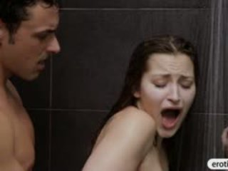 Sexy Babe Dani Daniels Blowjobs And Fucked In The Bathroom