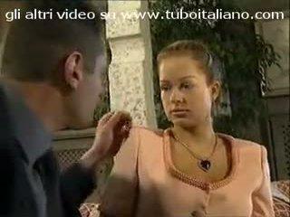 Padre e figlia italiani itālieši porno