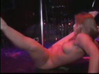 নগ্ন, নাচ, stripper