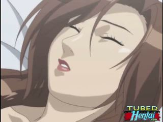fucked, hentai, anime