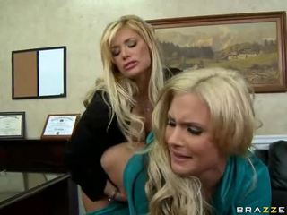 Shyla stylez at phoenix marie are two Mainit blondes