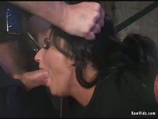 口交, 肛門, 鐵桿