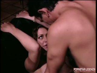 ブルネット, 巨根, ポルノモデル