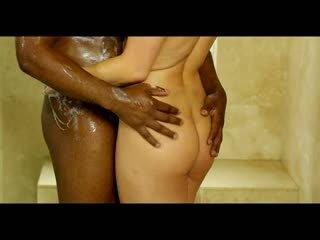Interracial Massage: Free Anal Porn Video