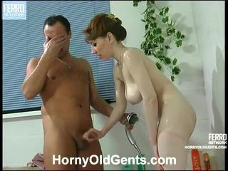 Mix Of Mike, Hubert, Marina By Horny Old Gents