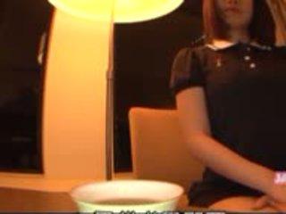 Burvīgas seductive korejieši meitene having sekss