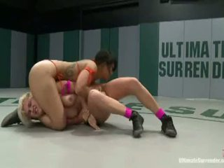 Ultimate Surrender - DragonLily and Chloe Camilla