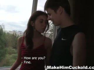 Maken hem hoorndrager seks wraak van een jealous meisje