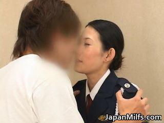 japonais, oriental, grand porno milf