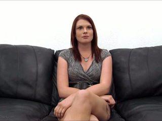 Cute Amateur Redhead Enjoys Cock Goo