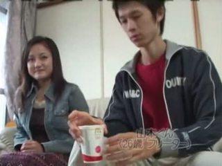 japanese, mahasiswi, cumshot