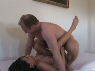 Luscious aida doce loves gettin.
