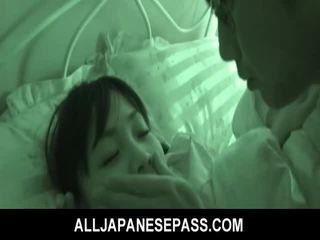 Tidur malaikat hikaru momose has kejutan hubungan intim
