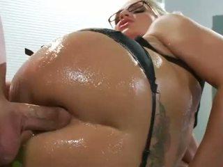 ass fucking, blowjob, glasses