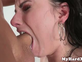 Pornstar Veruca James Throated Rough, HD Porn 0e