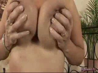 toys, big boobs, masturbating