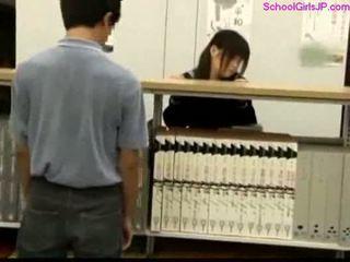 студент, млад, японски