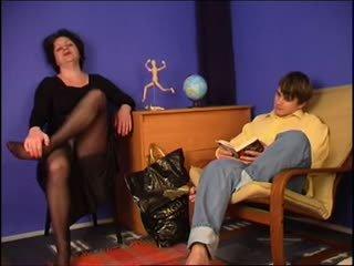 blowjobs, nenek, celana dalam wanita