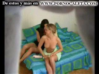 Camara oculta ein mi hermana y su amiga parte 1 wwwpornocal