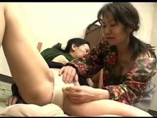 japanilainen, mummi, lesbo